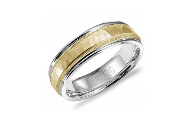 Crown Ring - WB-9531YW-M10-c.jpg - brand name designer jewelry in St. Augustine, Florida