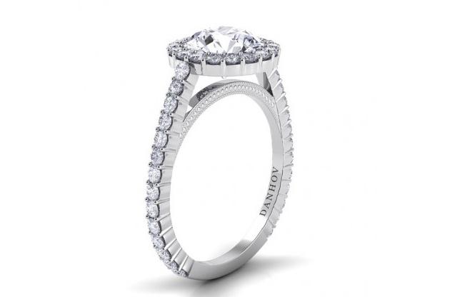 DANHOV - XE101.jpg - brand name designer jewelry in Placentia, California