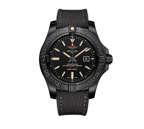 Breitling - avenger-blackbird_original_2912.png - brand name designer jewelry in Seattle, Washington