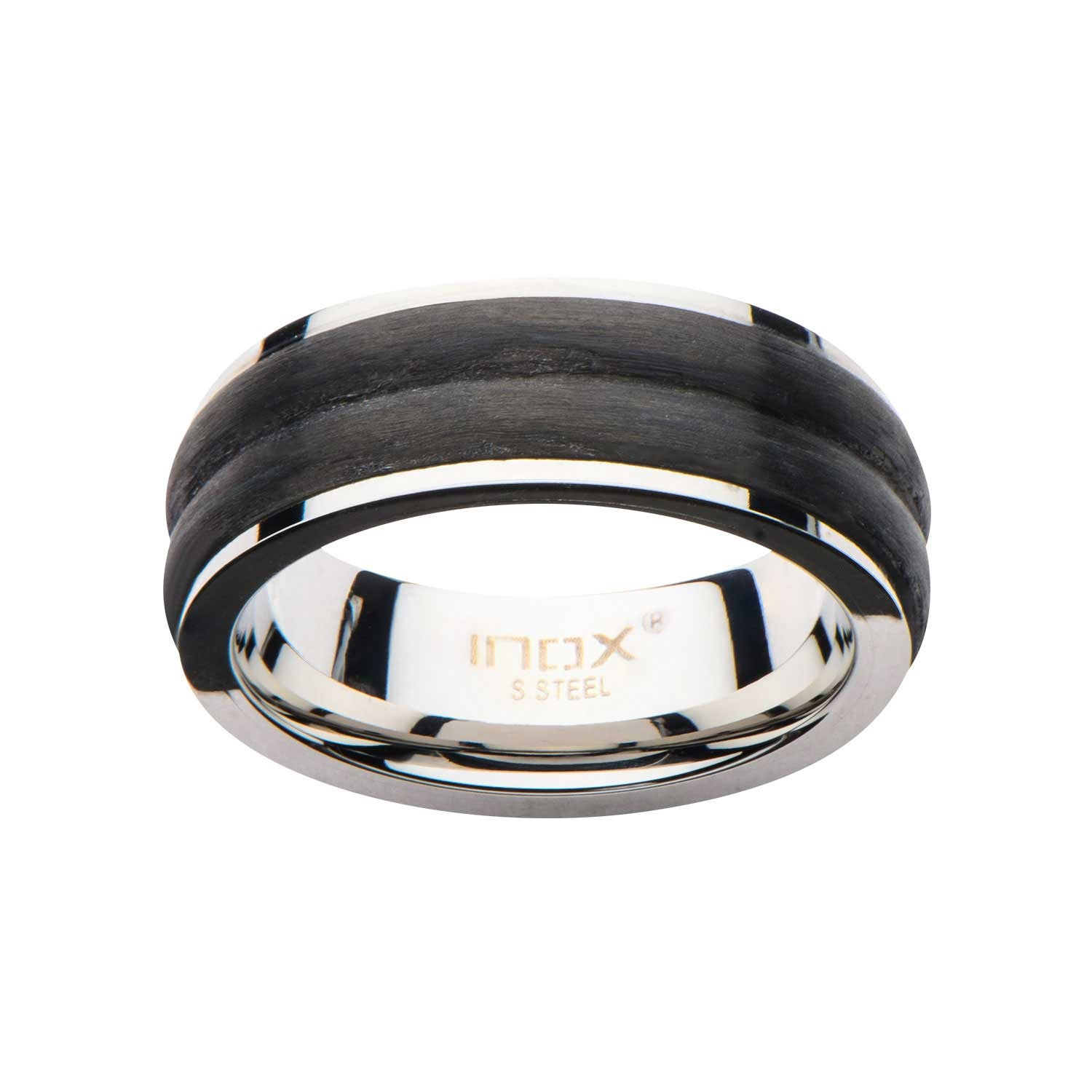 INOX - band.jpg - brand name designer jewelry in Reno, Nevada
