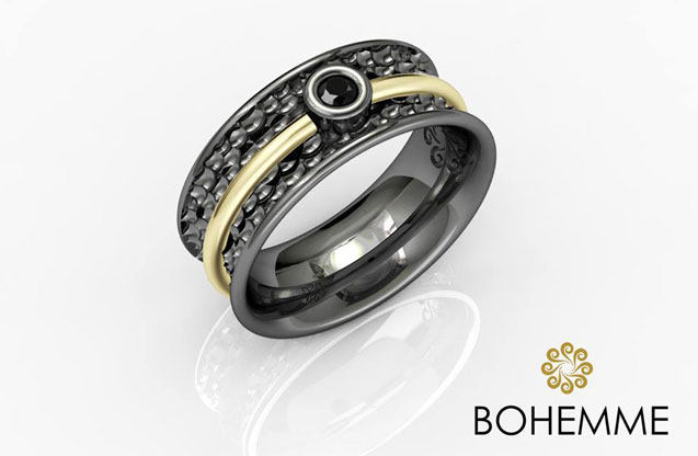 BOHEMME - bh_c_07.jpg - brand name designer jewelry in Placentia, California