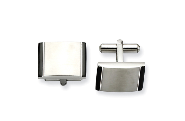Chisel - chisel-cufflinks.jpg - brand name designer jewelry in Memphis, Tennessee