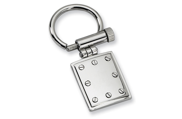 Chisel - chisel-keychain.jpg - brand name designer jewelry in Concord, North Carolina