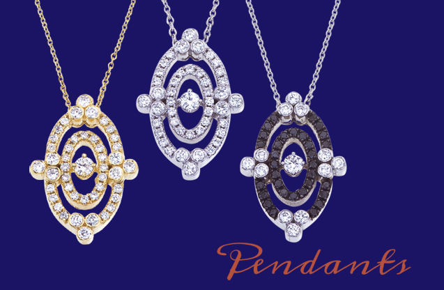D.A. Gold - da-gold-pendants.jpg - brand name designer jewelry in Aurora, Colorado