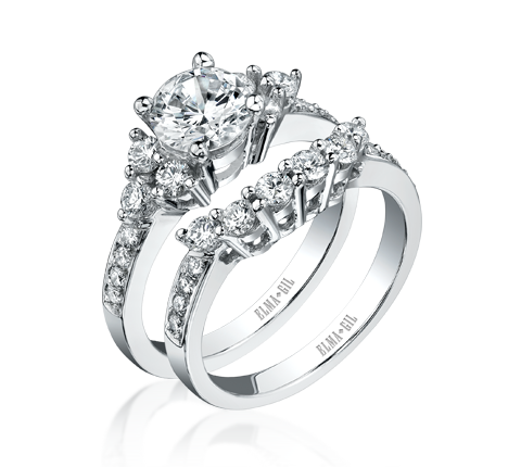 Elma-Gil Bridal - elmagil01.png - brand name designer jewelry in Klamath Falls, Oregon