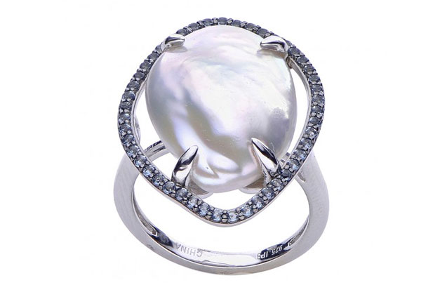 Imperial Pearls - exotic-ring-618815.jpg - brand name designer jewelry in Pleasanton, California