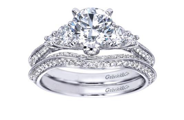 Gabriel & Co - gabe2.jpg - brand name designer jewelry in San Francisco, California
