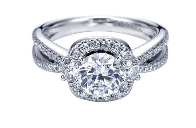 Gabriel & Co. Engagement Rings - gabe3.jpg - brand name designer jewelry in Elmira, New York