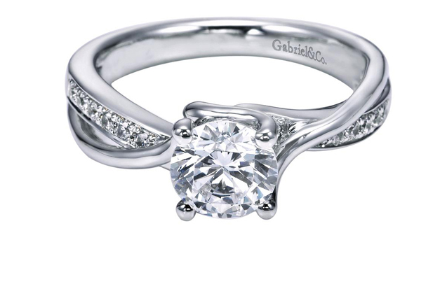 Gabriel & Co. Engagement Rings - gabe4.jpg - brand name designer jewelry in Elmira, New York