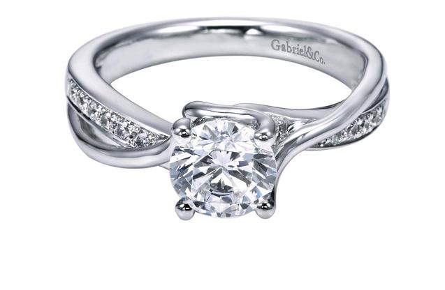 Gabriel & Co - gabe4.jpg - brand name designer jewelry in San Francisco, California