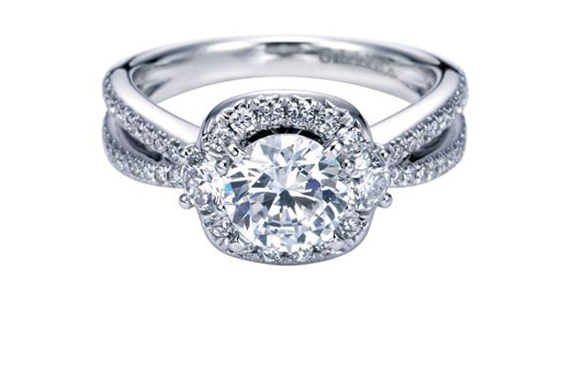 Gabriel & Co. Engagement Rings - gabe5.jpg - brand name designer jewelry in Elmira, New York