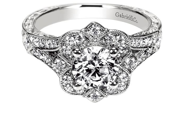 Gabriel & Co. Engagement Rings - gabe6.jpg - brand name designer jewelry in Elmira, New York