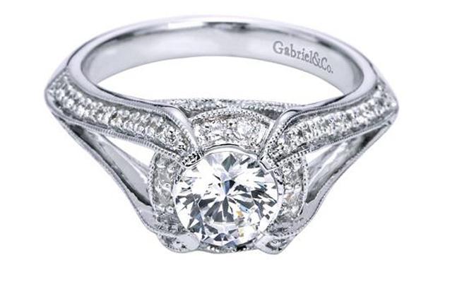 Gabriel & Co - gabe8.jpg - brand name designer jewelry in San Francisco, California