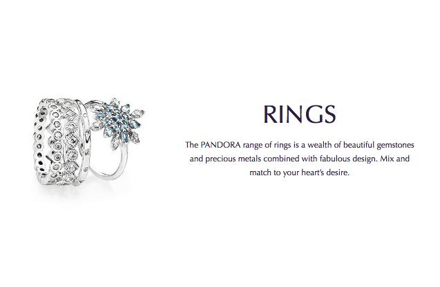 ... Pandora - pandora-rings.jpg - brand name designer jewelry in San Diego, ...