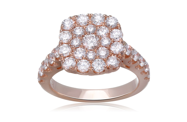 Roman + Jules - roman_and_jules_Square_Rose_Gold_Ring.jpg - brand name designer jewelry in Linwood, New Jersey