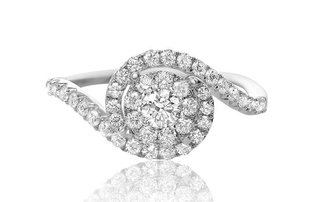 Roman + Jules - roman_and_jules_UR1574-1_WHITE_GOLD_RING.jpg - brand name designer jewelry in Dallas, Pennsylvania