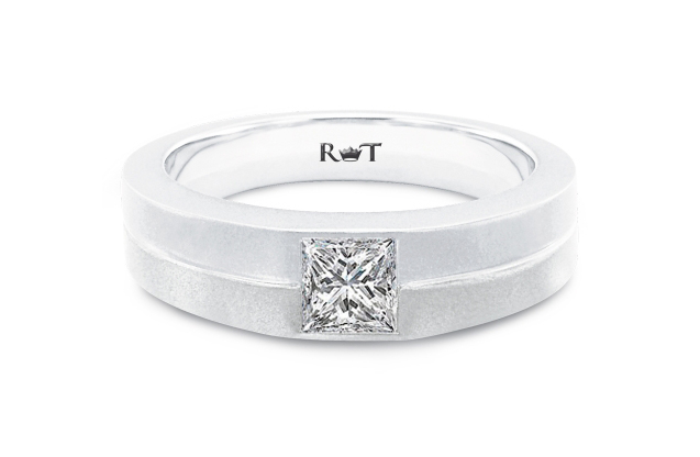 Rony Tennenbaum - rony_tennenbaum_diamond_solitaire_engagement_gay_lesbian_marriage_wedding_ring_fusion_RJ5102W.jpg - brand name designer jewelry in Natick, Massachusetts