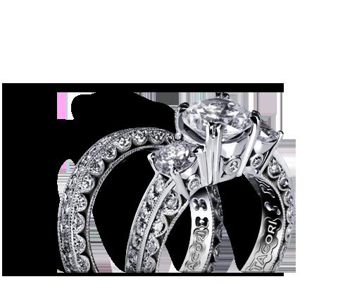 Tacori - tacori01.png - brand name designer jewelry in San Francisco, California