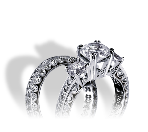 Tacori - tacori01.png - brand name designer jewelry in N. Charleston, South Carolina
