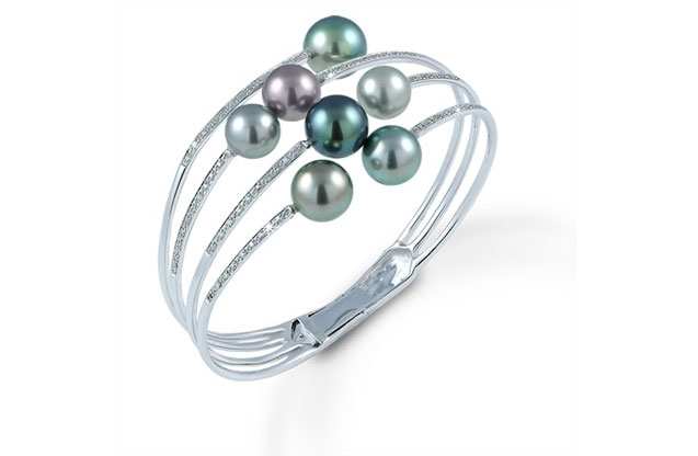 Imperial Pearls - tahitian-bracelet-936103WH-1.jpg - brand name designer jewelry in Dallas, Pennsylvania