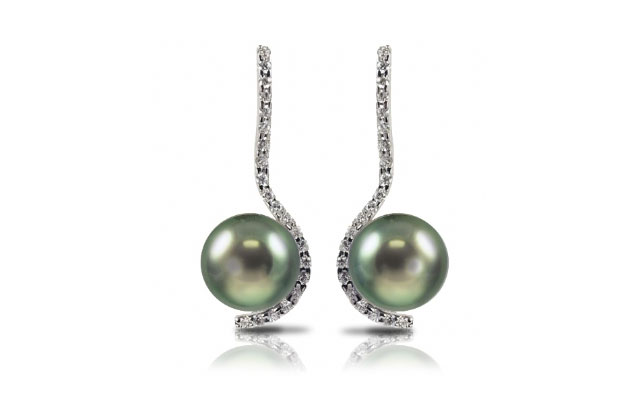 Imperial Pearls - tahitian-earring-CSWE006B.jpg - brand name designer jewelry in Rochester Hills, Michigan