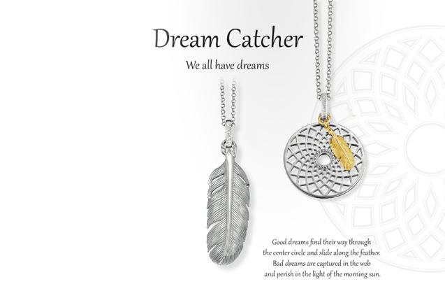 Thortiuda - thortiuda-dream-catcher.jpg - brand name designer jewelry in Sayville, New York