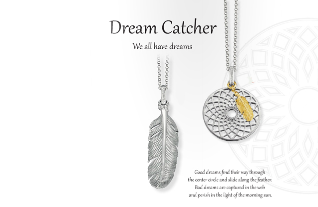 Thortiuda - thortiuda-dream-catcher.jpg - brand name designer jewelry in Sayville, New York