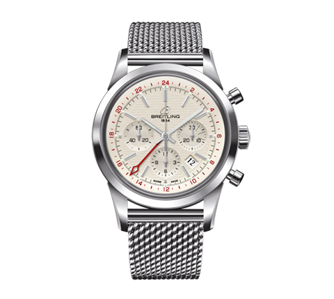 Breitling - tranocean_chronograph_gmt_236-1.png - brand name designer jewelry in Lynnwood, Washington