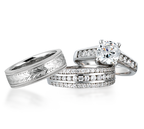 Signature Bridal - uniqueset04.png - brand name designer jewelry in Foxborough, Massachusetts