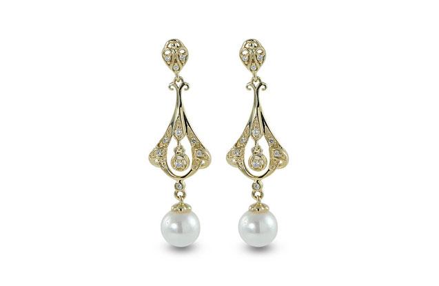 Imperial Pearls - vintage-earring-926888.jpg - brand name designer jewelry in Greenville, South Carolina