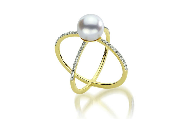 Imperial Pearls - x-ring-917659A.jpg - brand name designer jewelry in Dallas, Pennsylvania