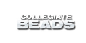 Our collection of College Beads and Sorority Beads are the highest quality beads in the market. Designed to fit all major bracelet brands and styles. Hand finished beads made in the U.S.A.