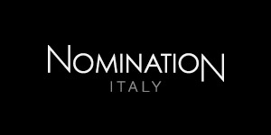All Made in Italy, NOMINATION produces fashionable handmade jewelry for men and women made of highest quality stainless steel, sterling silver and 18k gold, skillfully placed precious & semi-precious stones, zirconia and diamonds. NOMINATION is the original creator and designer of the Composable Italian Charm Bracelet and a worldwide leader in the stainless steel jewelry market since 1987.
