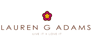 Lauren G Adams - The signature look of Lauren G Adams jewelry is bright color and graceful prints brought to life in high quality enamel and m...