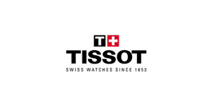 Tissot - The plus sign in the Swiss Flag within the Tissot logo symbolises the Swiss quality and reliability Tissot has shown since 18...