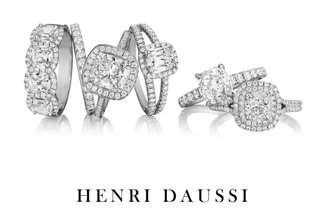Henri Daussi - 9.jpg - brand name designer jewelry in Bossier City, Louisiana