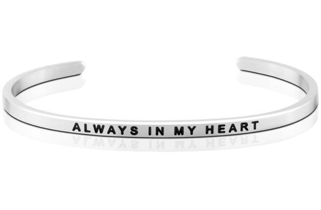 MantraBand - Always_In_My_Heart_bracelet.jpg - brand name designer jewelry in Mount Pleasant, Michigan