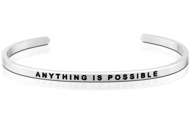 MantraBand - Anything_is_Possible_bracelet.jpg - brand name designer jewelry in Mount Pleasant, Michigan