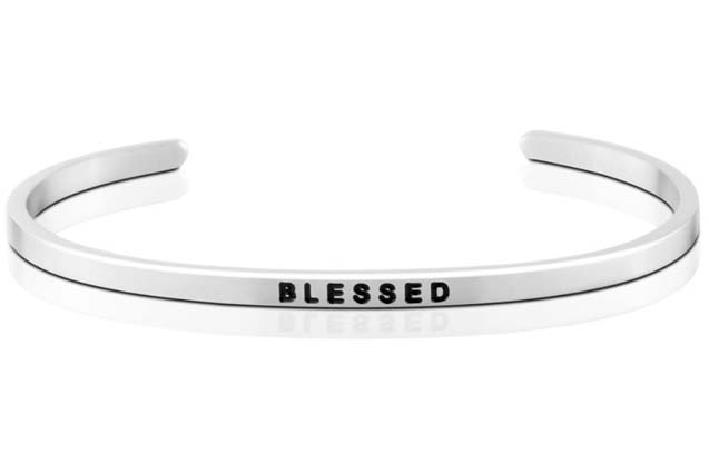 MantraBand - Blessed_bracelet.jpg - brand name designer jewelry in Mount Pleasant, Michigan