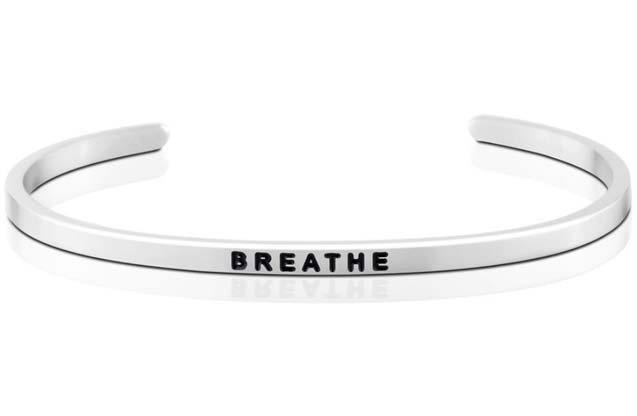 MantraBand - Breathe_bracelet.jpg - brand name designer jewelry in Mount Pleasant, Michigan