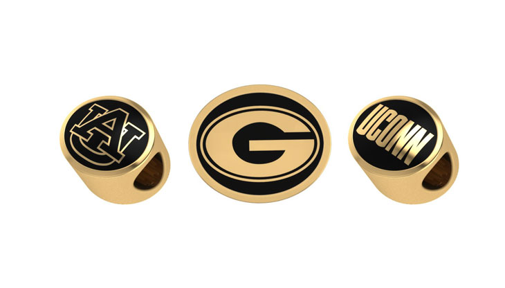 Collegiate Beads - Collections_CBC_03.jpg - brand name designer jewelry in Greenville, South Carolina