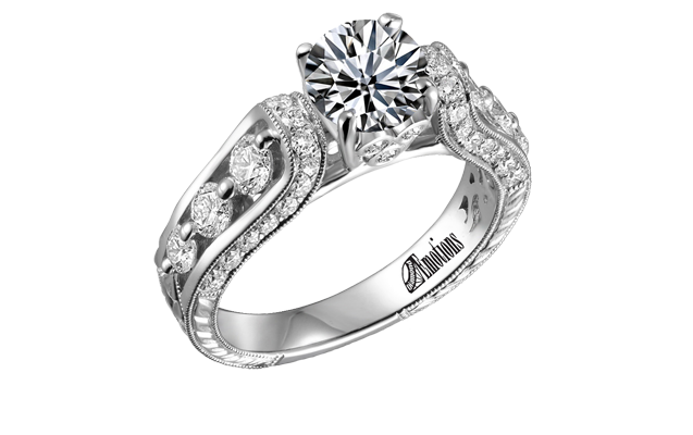 Diamond Emotions - ER9223.png - brand name designer jewelry in Saint Johns, Michigan