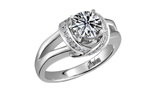 Diamond Emotions - ER9274.png - brand name designer jewelry in Saint Johns, Michigan