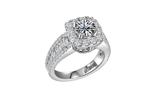 Diamond Emotions - ER9337.png - brand name designer jewelry in Saint Johns, Michigan