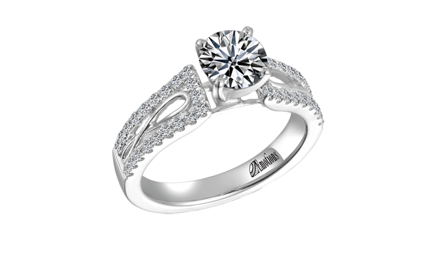 Diamond Emotions - ER9352.png - brand name designer jewelry in Saint Johns, Michigan