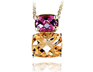 Color Story - PND3373 CIT-PT.png - brand name designer jewelry in Richmond, Virginia