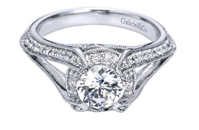 Gabriel & Co - gabe8.jpg - brand name designer jewelry in San Francisco, California