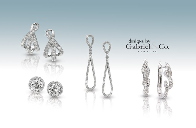 Gabriel & Co - gabrielandco04.jpg - brand name designer jewelry in Merced, California