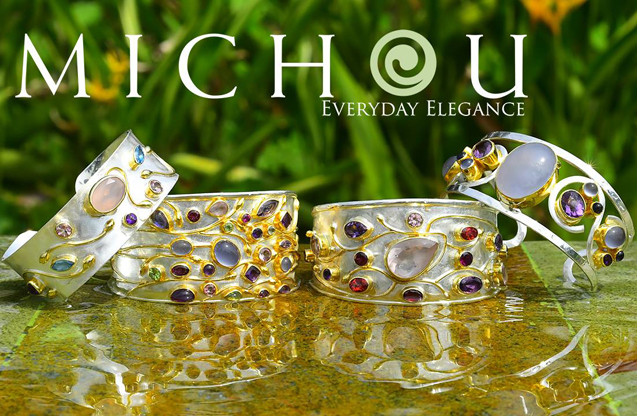 Michou - michou-01.jpg - brand name designer jewelry in Fountain Valley, California