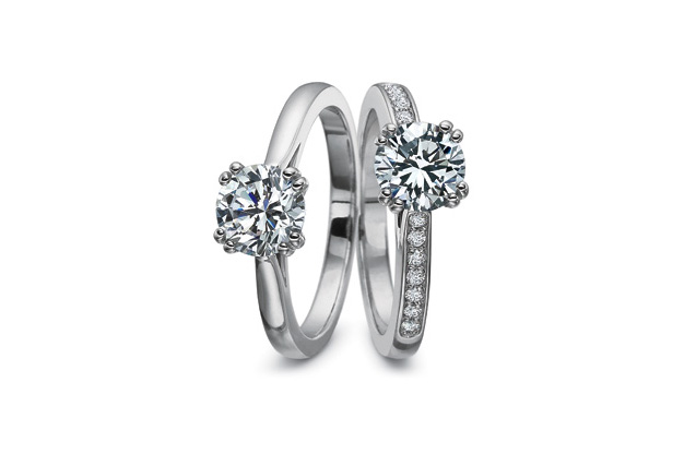 Precision Set Collection Precision Jewelers Rings